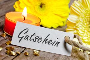Massage Gutschein Saalfeld